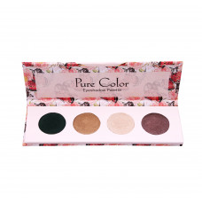 PURE COLOR EYESHADOW PALETTE 78 HOT